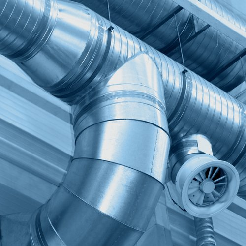 energy savings with clean ducts
