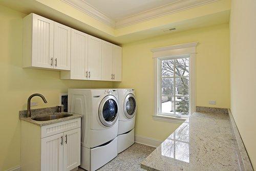 Redo a Small Laundry Room
