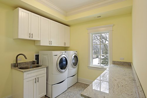 Redo a Small Laundry Room
