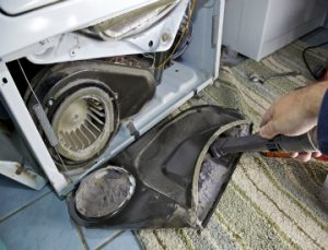 cleaning out your dryer vent