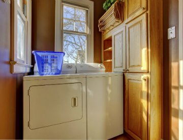 You might be surprised by how much savings you can find in your laundry room. ©iStockphoto.com/irina88w
