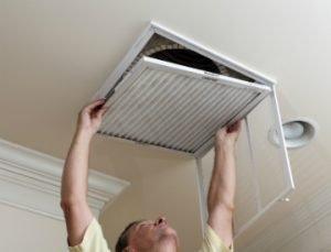 Keep your home clean by changing filter