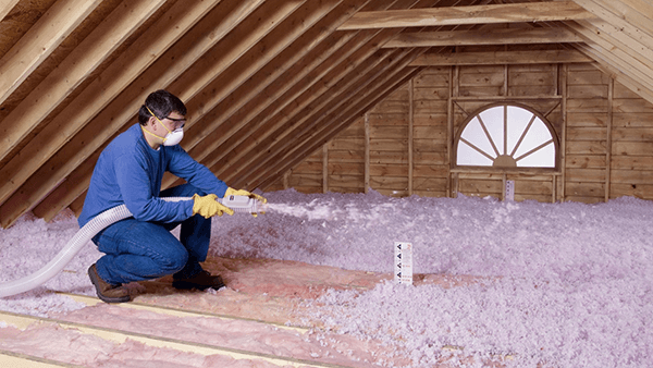 Blown-In Insulation Experts | Daffy Ducts