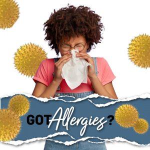 Tips to Avoid season allergies