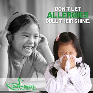 Allergy Relief Duct Cleaning Services