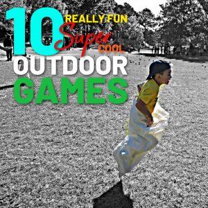 Super Cool outdoor games